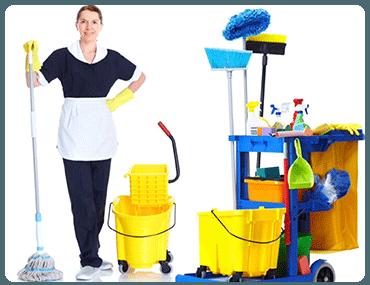 Servicios de Limpieza en Jerónimos