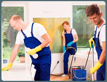 Servicios de Limpieza en Lista