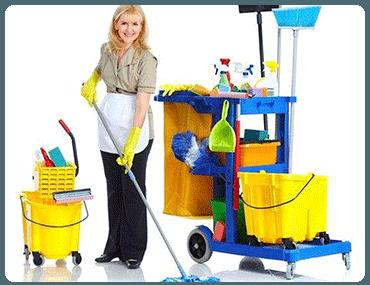 Servicios de Limpieza en Nueva España