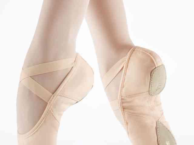 Cómo limpiar zapatillas de ballet