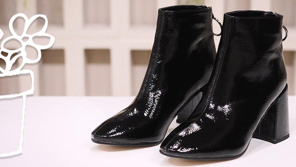 Cómo limpiar zapatos de charol