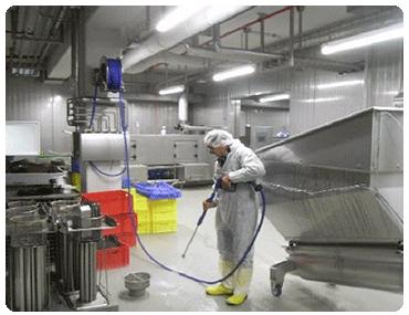 Limpieza Industrial en Aragón