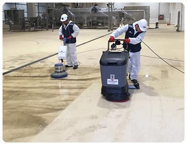 Limpieza Industrial en Murcia