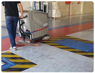 Limpieza de Garajes y Parkings en Andalucía
