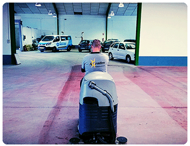 Limpieza de Garajes y Parkings en Asturias