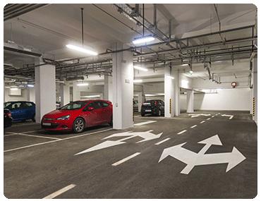 Limpieza de Garajes y Parkings en Castilla y León