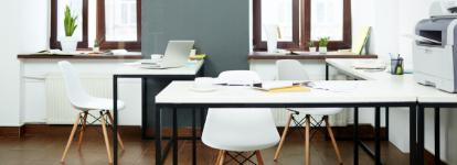 Limpieza con ozono para oficinas