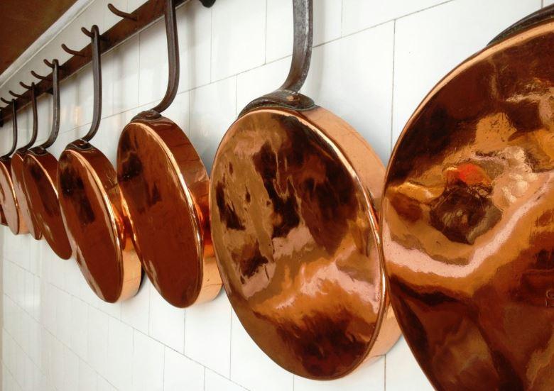 Cómo limpiar el cobre