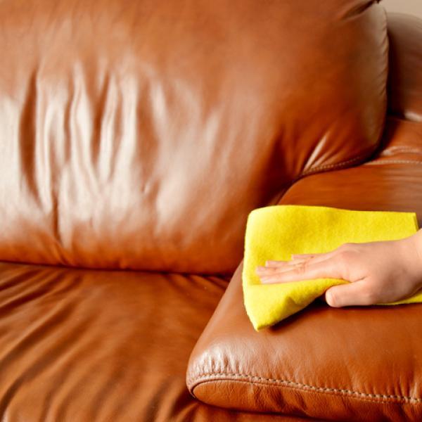 cómo limpiar cuero