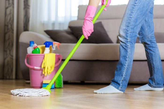 Cómo limpiar casa