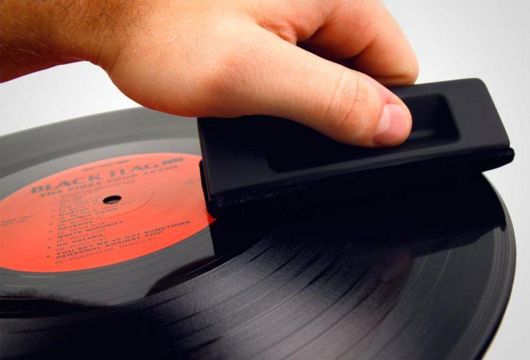 Cómo limpiar discos de vinilo