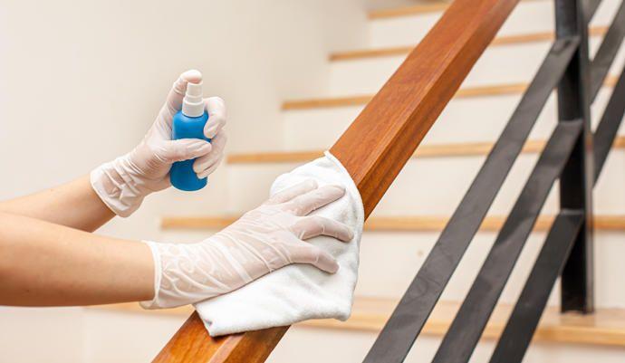 Limpieza y desinfección